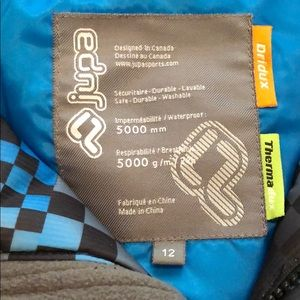 Jupa Jackets & Coats - Jupa Insulated Ski Jacket
